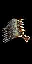 Helltooth Mantle
